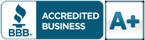 BBB Accredited Business since 08/18/2016